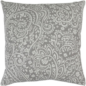 Somerset Paisley Pillow - Revibe Designs