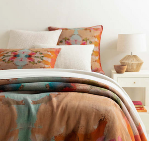 Kenly Linen Duvet - Revibe Designs