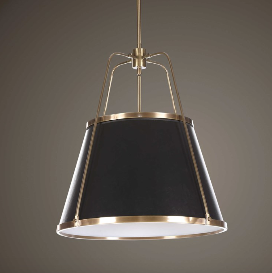 Leather Classic Pendant - Revibe Designs