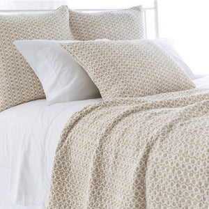 Tyler Quilted Coverlet - Revibe Designs