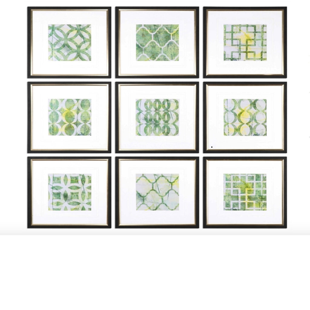LInks Wall Decor Set of 9