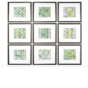LInks Wall Decor Set of 9 - Revibe Designs