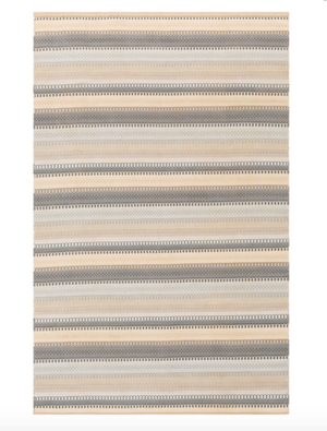 Maritime Indoor/Outdoor Rug - Revibe Designs