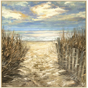 The Path to the Sea Art - Revibe Designs