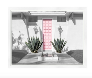 That Pink Door Art - Revibe Designs