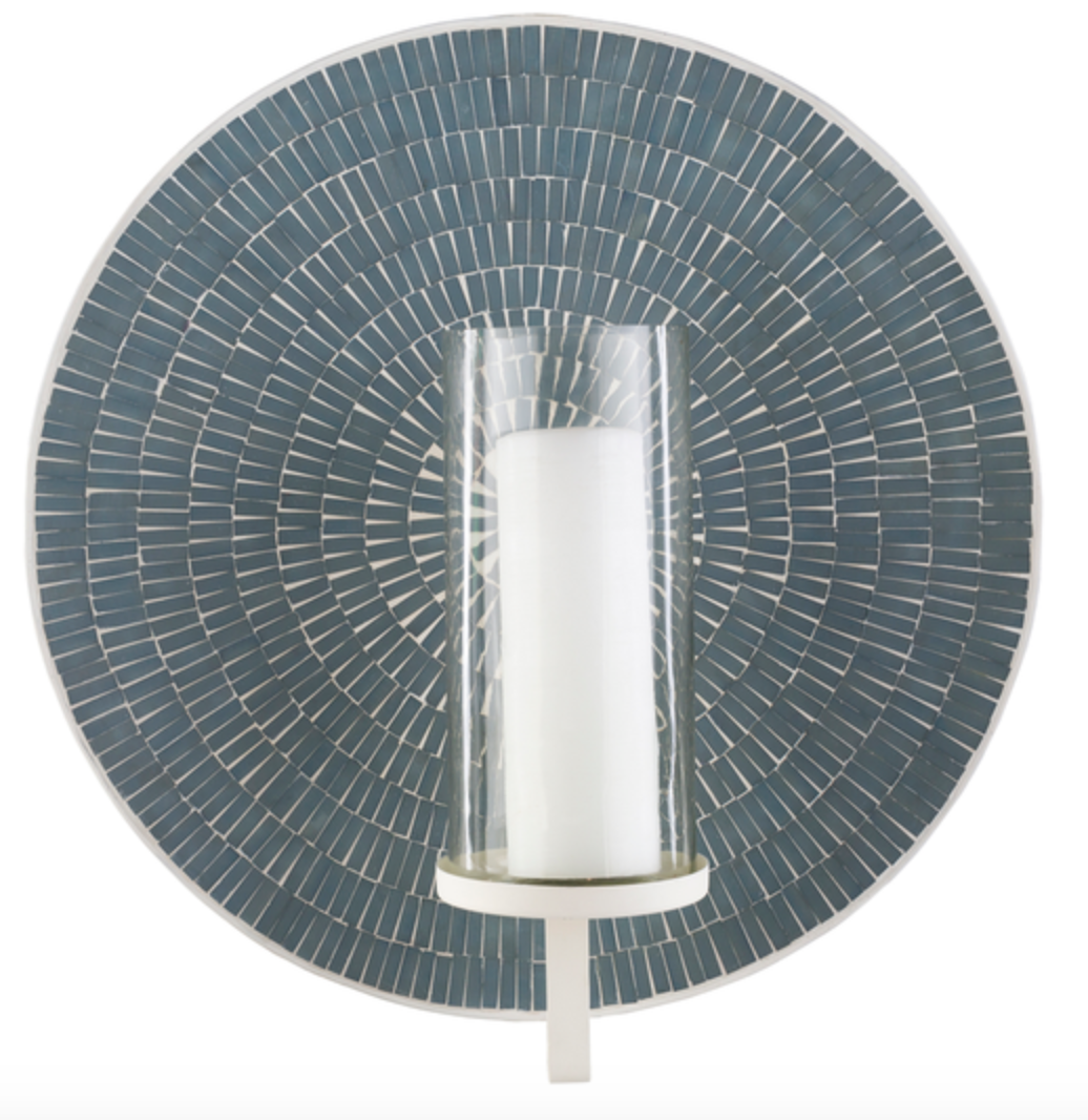 Nina  Candle Wall Sconce