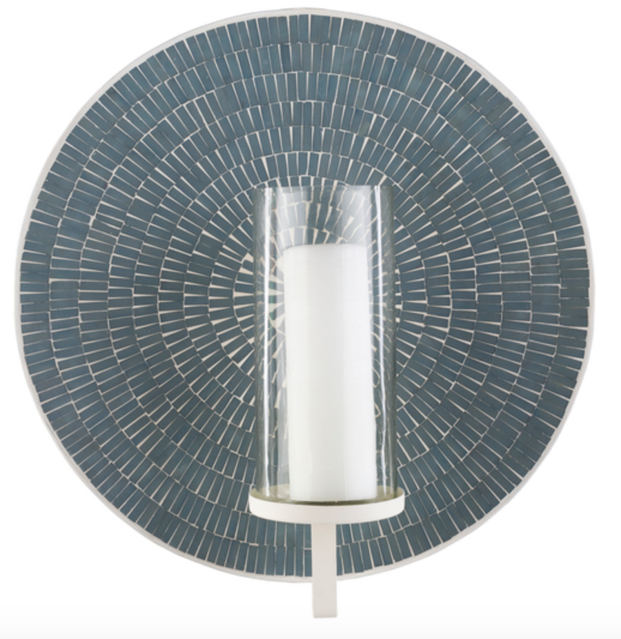 Nina  Candle Wall Sconce - Revibe Designs