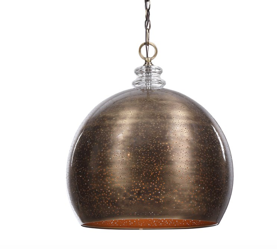 Starry Nights  4 Lt . Pendant Light - Revibe Designs