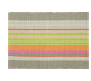 Stone Soup Stripe Placements Set/4