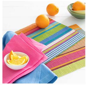 Tahiti Placemats Set/4