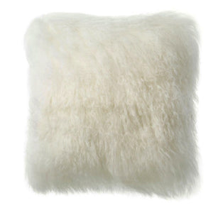 Tibetan Sheep Long Wool Pillow - Revibe Designs