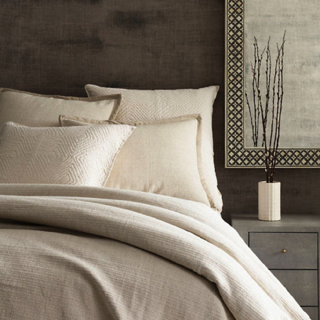 Natural Zen Vibe Coverlet