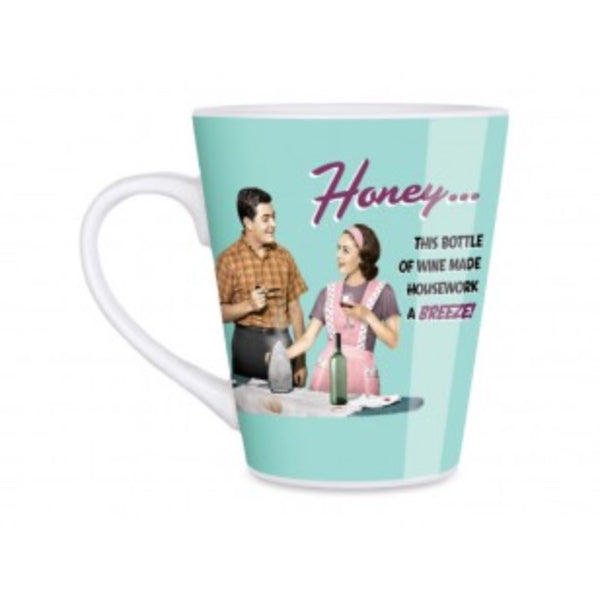 Housework Retro Wine Mug