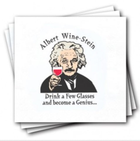 Albert Wine-Stein Napkins