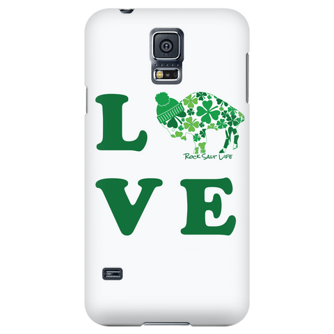 Lucky in BuffaLove Rock Salt Life© Phone Case