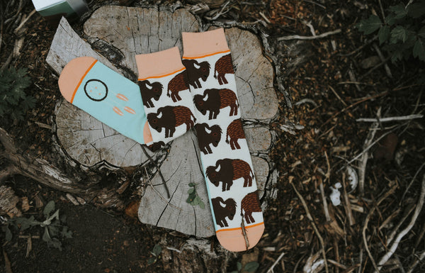 Bison Women's Socks