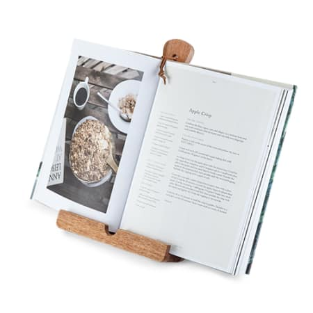 Acacia Wood Tablet and Cookbook Stand