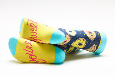 mmm...Donuts Women's Socks