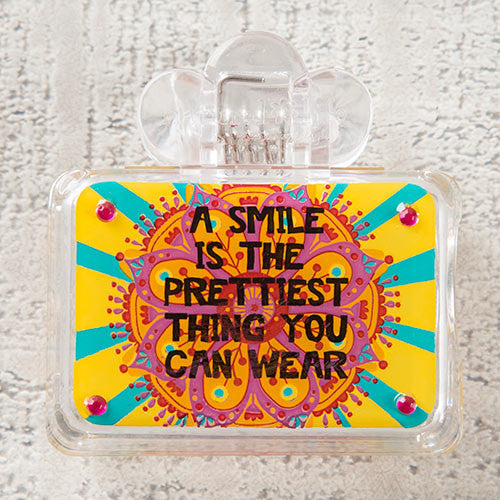 smile pretty toothbrush cover