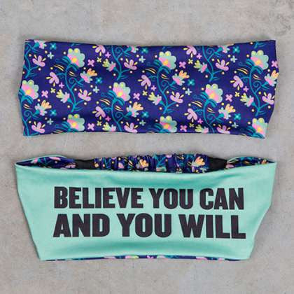 Sweat Happy Band Believe You Can