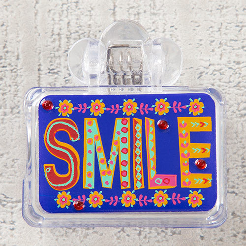 smile toothbrush cover
