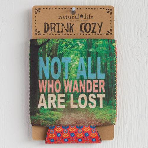 not all who wander drink cozy