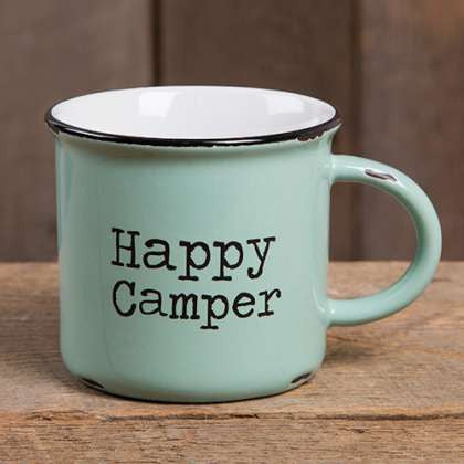 Camp Mug Happy Camper
