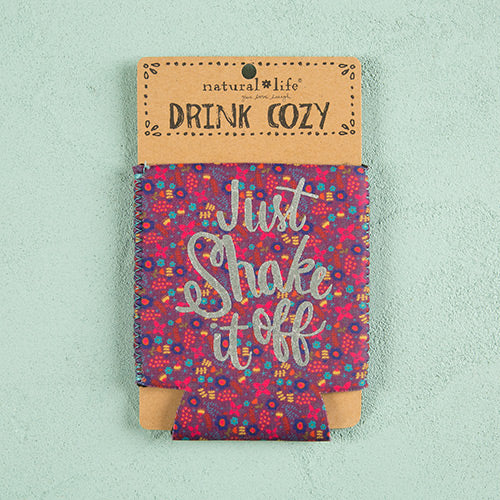 Just Shake It Off Can Cozy