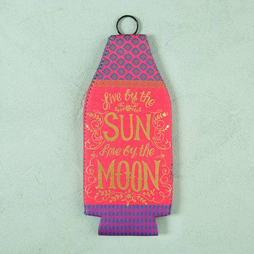 Live By The Sun Bottle Cozy