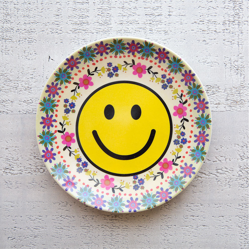 Smiley Mini Plate