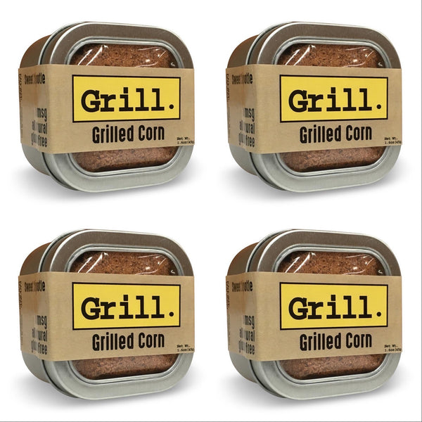 Sweet Chipotle Grilled Corn Spice Rub Tin