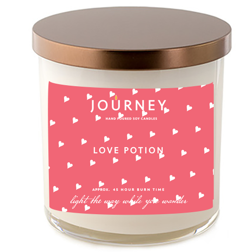 Journey Love Potion Soy Wax Candle