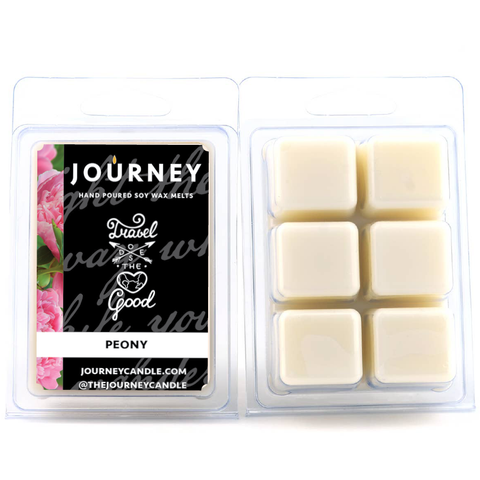 Peony Journey Soy Wax Melts