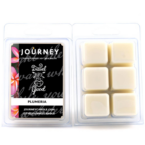 Plumeria Journey Soy Wax Melts