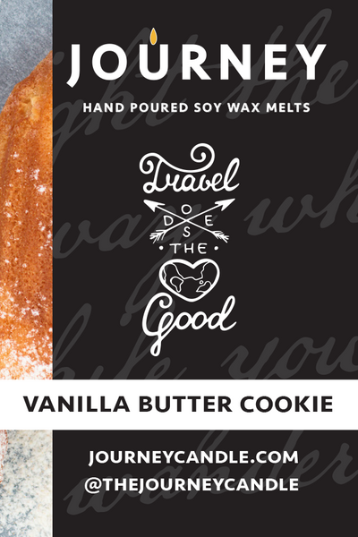 Vanilla Butter Cookie Soy Wax Melts
