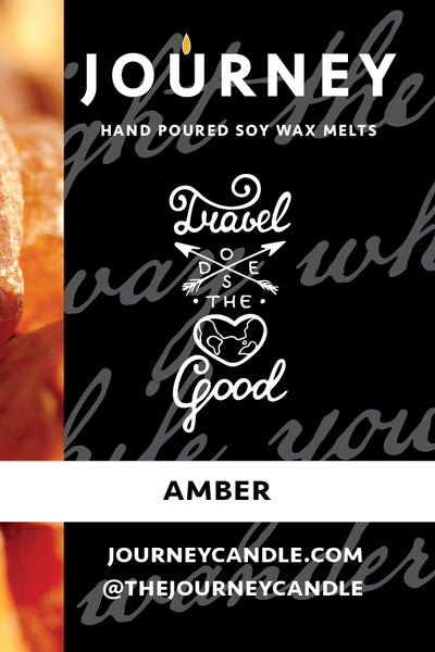Amber Journey Soy Wax Melts