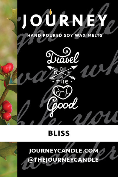Bliss Journey Soy Wax Melts