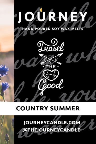 Country Summer Soy Wax Melts