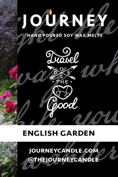 English Garden Soy Wax Melts