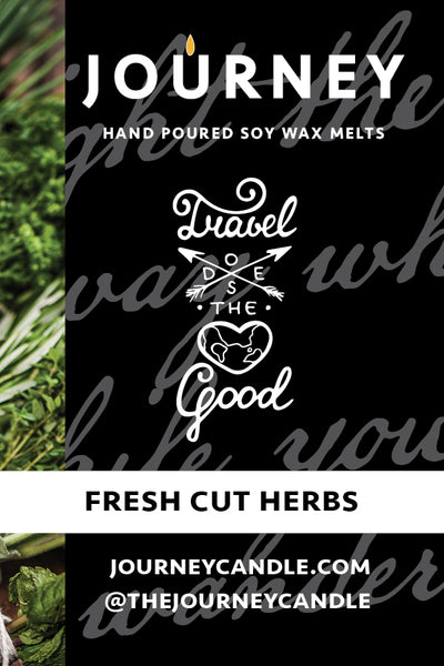 Fresh Cut Herb Soy Wax Melts