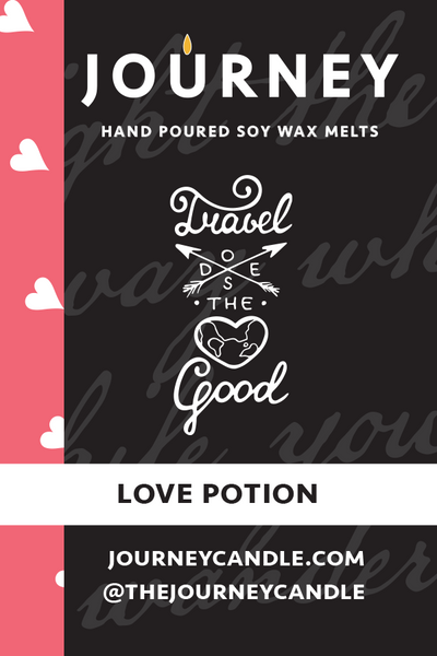 Love Potion Soy Wax Melts