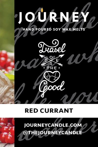 Red Currant Soy Wax Melts