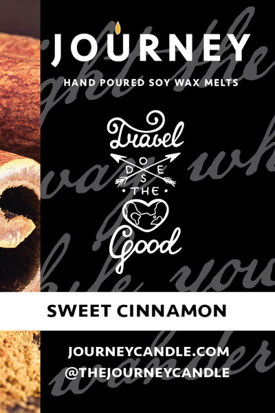 Sweet Cinnamon Soy Wax Melts