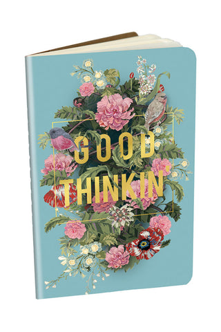 Good Thinkin Mini Notebook