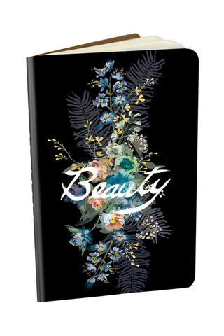 Beauty Bouquet Mini Notebook