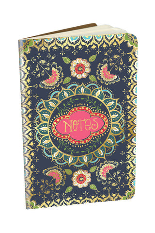 Gypsy Notes Mini Notebook