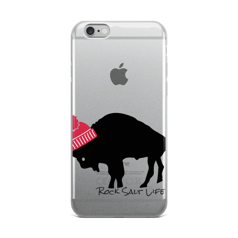 Rock Salt Life iPhone Case