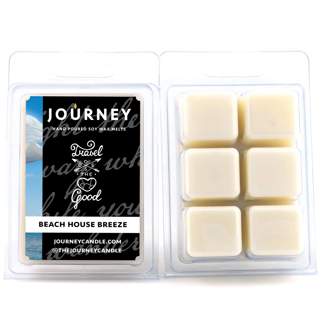 Beach House Breeze Soy Wax Melts
