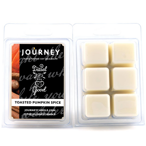 Toasted Pumpkin Spice Soy Wax Melts