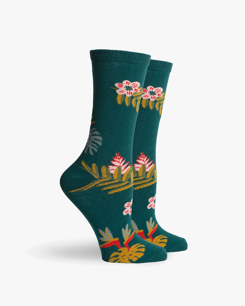 Paradiso Womens Casual Crew Sock